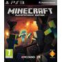 Minecraft, Ps3, Disco Fisico En Caja, Nuevo Y Sellado