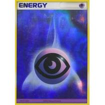 Cartas Pokemon Energía Psíquica Random Foil Mint
