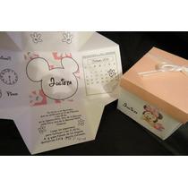 Tarjetas De Infantiles Boda 15 Invitacion Pack X 25