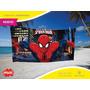 Toallon Spiderman Hombre Araña Original Marvel Piñata