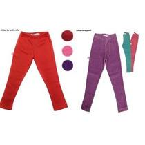 Calzas De Nena De Plush!!pequelandia..ropa Con Amor!!
