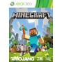 Minecraft - Juego Xbox 360 Box Original Ntsc