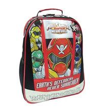 Mochila Power Rangers Original 15