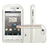 Nextel Tactil Touch Screen I867 Blanco White Caja Original