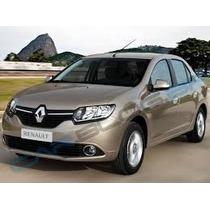 Renault Nuevo Logan 2015 Anticipo$25000 Y Cuotas De $1750