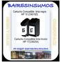 Compatibles Hp 6615 15 Hp 6617 17 Dj 840c (2 Uni)