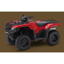 Rancher At 420 4x4 2015 Camo 0km Marellisports. Stock