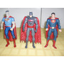Superman Bizarro Batman Dc Comics Superheroes Villanos