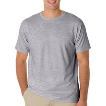 Remera Para Sublimar Color Gris