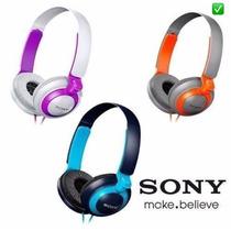 Auriculares Sony Mdr-xb200 - Extra Bass - Plegables Vincha !