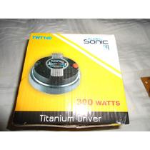 Driver Audio Sonic Twt 140 De 300w Mas Bocina..