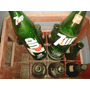 Botellas Fanta Y Seven Up - 1 Litro - Retro