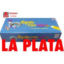 Dígalo Con Lápiz Original Ruibal Simil Pictionary La Plata