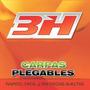 Set Playero 3h Gazebo Carpa 2x2 Hierro + 3 Paredes Y Estacas