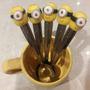 12 Cucharita Souvenirs. Minions. Monster High.
