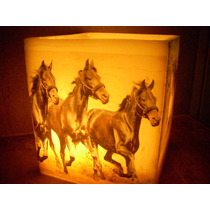 Caballos,centros De Mesa Y Souvenirs Personalizados,13x13