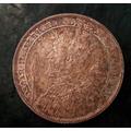 Moneda Suecia 2 Coronas 1897 De Plata Sin Circular