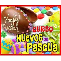 Aprende A Hacer Huevos De Pascua! Explicado Paso A Paso 2x1