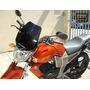 Parabrisa Yamaha Fz16 Pro Screen Negro/tono/cris Motovergara
