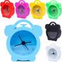 Reloj Despertador Mini En Silicona Regalos Originales