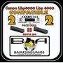 Cartucho Canon X2 Dual 325 Lbp6000 Lbp 6000 + Envio S/cargo