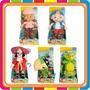 Muñecos Peluches Jake Piratas Disney Originales Mundo Manias