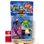 Muñecos Invizimals Blister X 3 Personajes + Cartas Coleccion