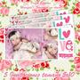 Mamifoto Invitaciones Shabby Chic Recien Nacido Baby Shower
