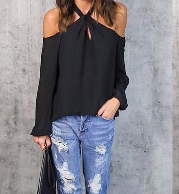 Blusas para mujer Limonni LI140 Casuales