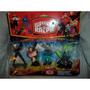Blister Disney Ralph El Demoledor (wreck It Ralph!) X 5
