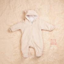 Oso Enterito Bebé. Porta Enfant. Abrigo. Astronauta Picabú