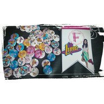 Soy Luna Pines 38 Mm Souvenir Banderines