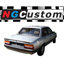 Spoiler Peugeot 505 Gamma 86-92 Trasero