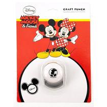 Sacabocados Con Forma Mickey Mouse 18mm - Minie Mouse Disney