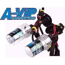 Kit Xenon Hid Premium H1 H3 H7 H11 9006 10000k 12000k A-vip