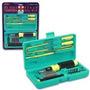 Kit Reparacion Pc Profesional 22 Pz + Estuche Liquido Chip