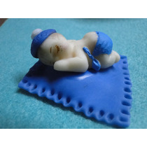 10 Souvenirs Bebes De Porcelana Fria Nacimiento Baby Shower