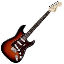 Guitarra Elec Squier Stratocaster Standard Rwn Antique Burst