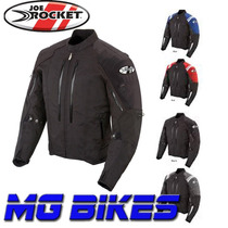 Campera Joe Rocket Atomic 4.0 Al Mejor $$$ Solo En Mg Bikes