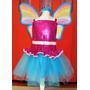 Hermoso Disfraz Para Nena Secreto De Las Hadas Barbie