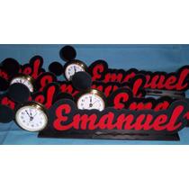 Souvenirs Relojes Personalizados Nombres Cumpleaños