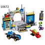 Lego Juguete Niños Batman Defend The Batcave 10672
