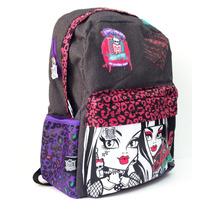 Mochila De Espalda Monster High Con Licencia Original 16