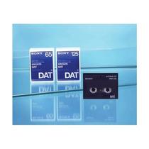 Cassettes Dat Marca Sony Pdp-35c
