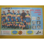Lamina Original El Grafico Boca Juniors Campeon 1962