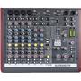 Consola Allen & Heat Zed 10fx Mixer 10 Canales Efectos Vivo