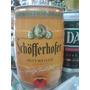 Barril De Cerveza Schofferhofer Aleman 5 Litros De Trigo