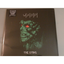 Wasp Vinilo The Sting Sellado En Vivo Usado Doble