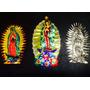 Virgen De Guadalupe, Artesanía Mexicana Hojalata