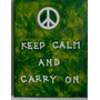 Cuadros Con Frases Keep Calm And Carry On , Etc - Jose C Paz